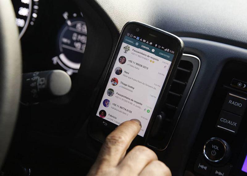 negociar carro por whatsapp