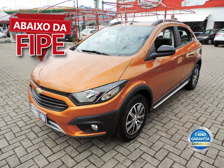 CHEVROLET ONIX 1.4 MPFI ACTIV 8V FLEX 4P MANUAL 2017