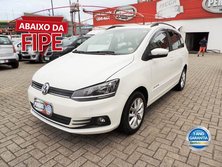VOLKSWAGEN SPACEFOX 1.6 MSI COMFORTLINE 8V FLEX 4P MANUAL 2015