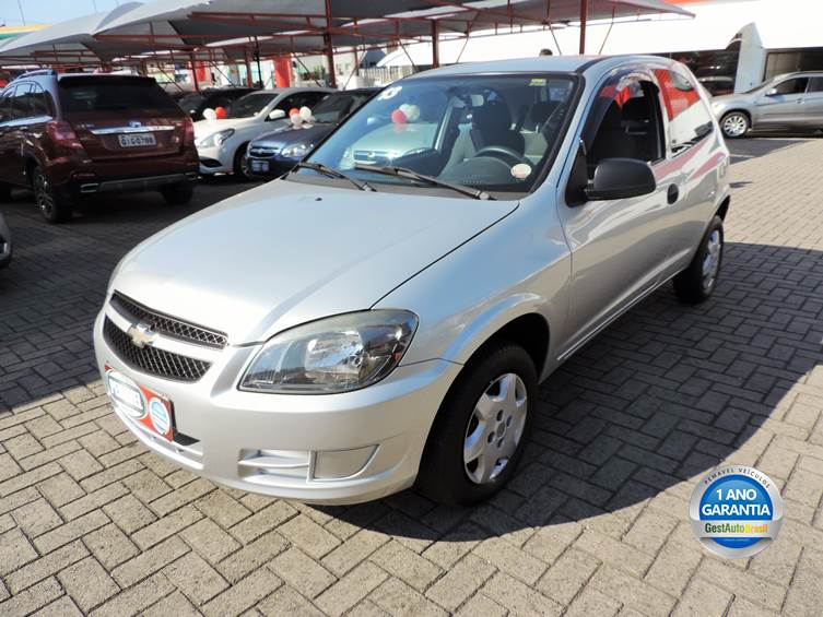 CHEVROLET CELTA 1.0 MPFI LS 8V FLEX 2P MANUAL 2013