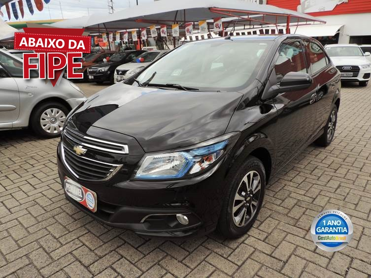 CHEVROLET ONIX 1.4 MPFI LTZ 8V FLEX 4P MANUAL 2014