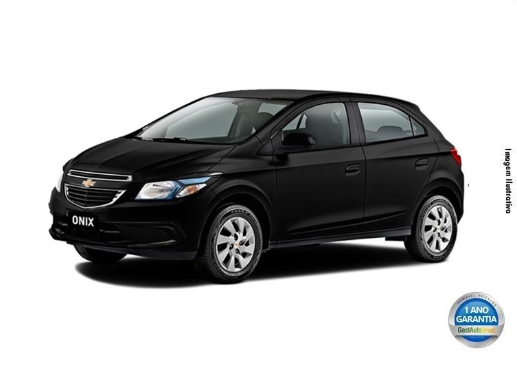 CHEVROLET ONIX 1.4 MPFI LT 8V FLEX 4P MANUAL 2018