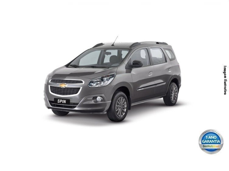 CHEVROLET SPIN 1.8 ADVANTAGE 8V FLEX 4P MANUAL 2017