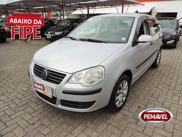 VOLKSWAGEN POLO 1.6 MI 8V E-FLEX 4P MANUAL 2010