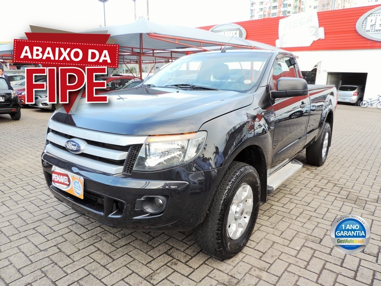 FORD RANGER 3.2 XLS 4X4 CS 20V DIESEL 2P MANUAL 2014