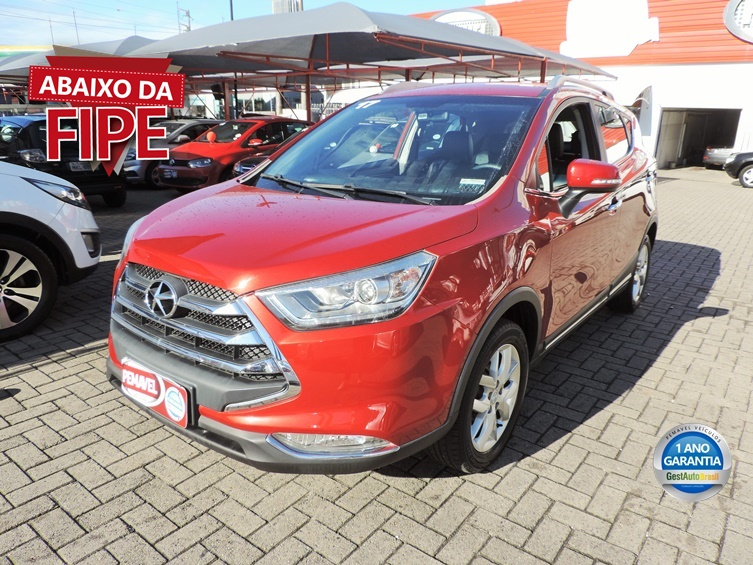 JAC T5 1.5 16V JETFLEX 4P MANUAL 2017