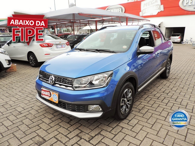 VOLKSWAGEN SAVEIRO 1.6 CROSS CD 16V FLEX 2P MANUAL 2017