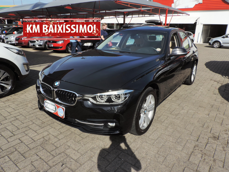 BMW 320I 2.0 SPORT 16V TURBO ACTIVE FLEX 4P AUTOMÁTICO 2017
