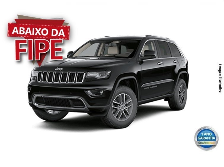 JEEP GRAND CHEROKEE 3.6 LAREDO 4X4 V6 24V GASOLINA 4P AUTOMÁTICO 2014