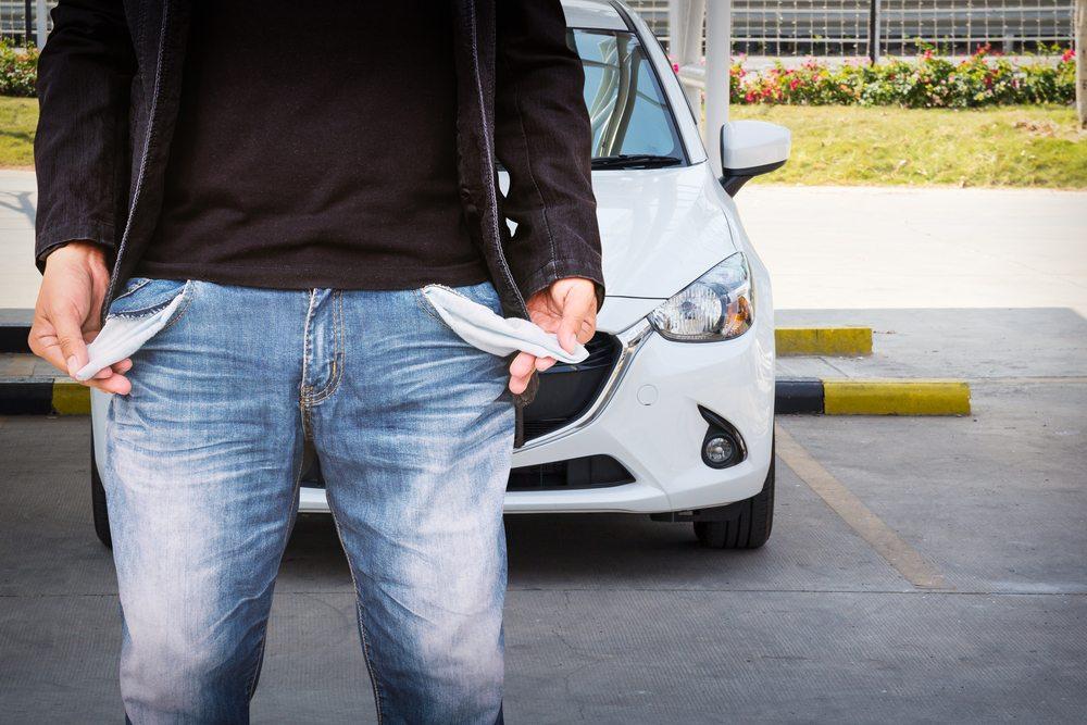 quanto de score precisa para financiar um veículo