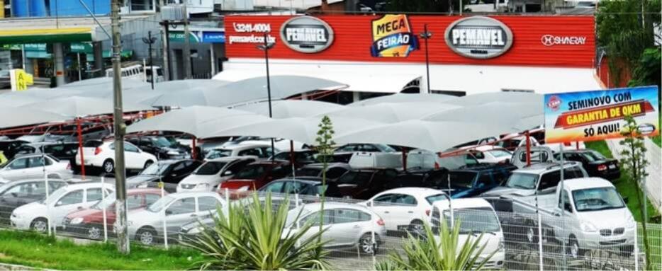Revenda de carros em São José