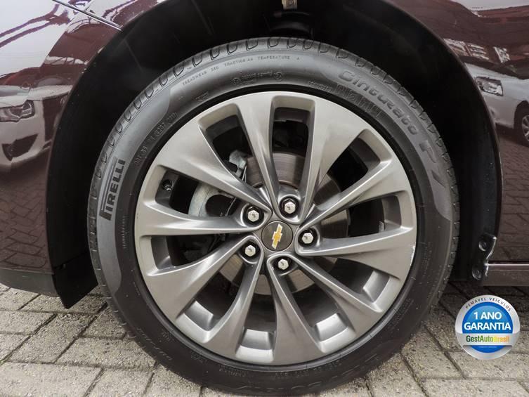 CHEVROLET CRUZE 1.4 TURBO LTZ 16V FLEX 4P AUTOMÁTICO 2018 full