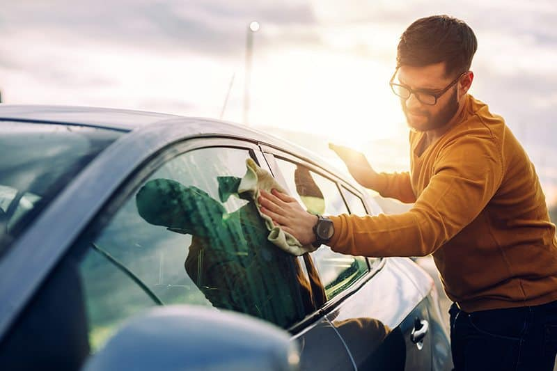 Lavar o carro
