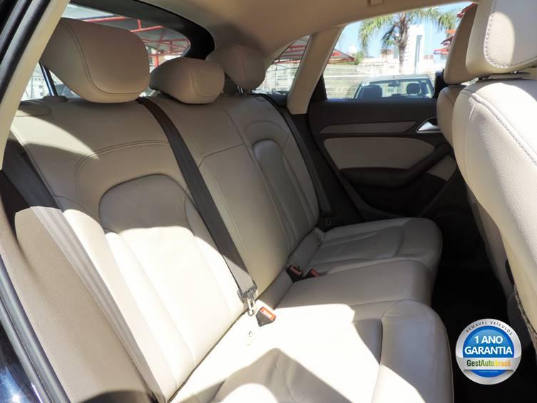 AUDI Q3 2.0 TFSI ATTRACTION QUATTRO 4P GASOLINA S TRONIC 2015 full