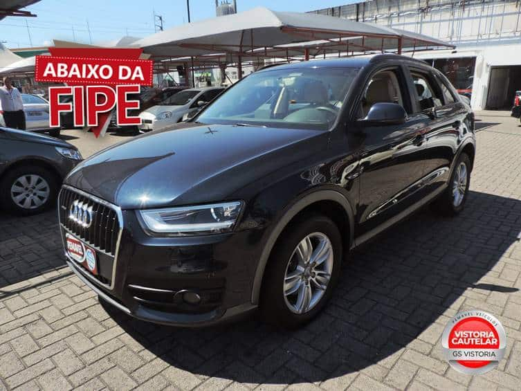AUDI Q3 2.0 TFSI ATTRACTION QUATTRO 4P GASOLINA S TRONIC 2015