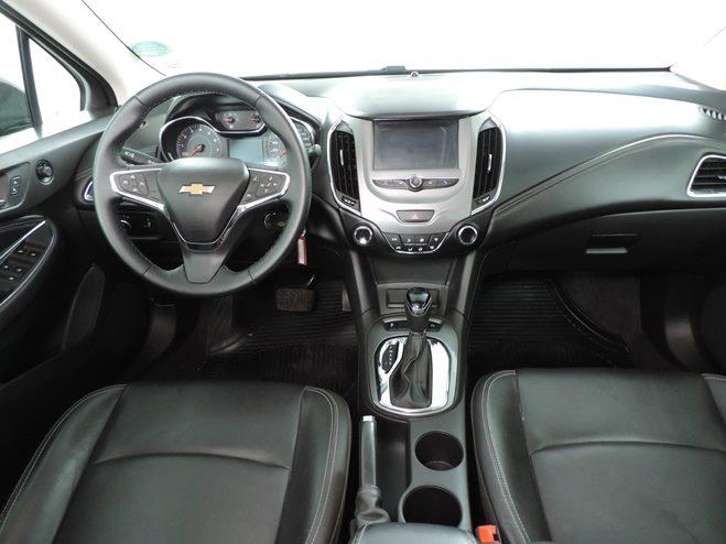 CHEVROLET CRUZE LT 1.4 TURBO SPORT6 16V FLEX 4P AUTOMÁTICO 2017 full