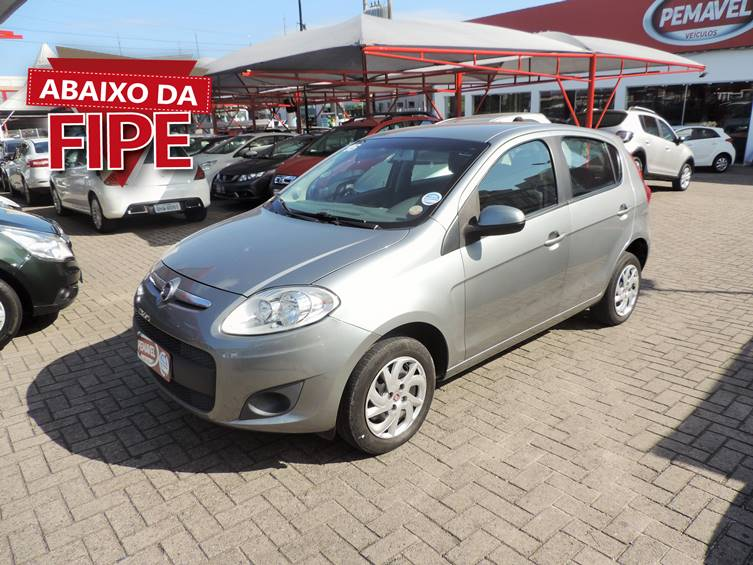 FIAT  PALIO 1.0 MPI ATTRACTIVE 8V FLEX 4P MANUAL 2016