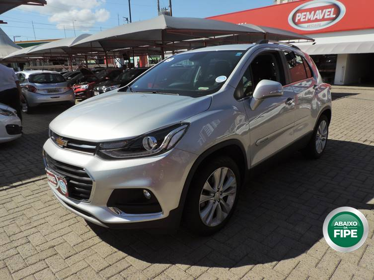 CHEVROLET TRACKER PREMIER TURBO 1.4 FLEX AUTOMÁTICO 2019
