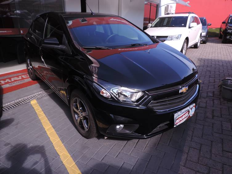 CHEVROLET ONIX LTZ 1.4 8V FLEX 4P MANUAL 2018
