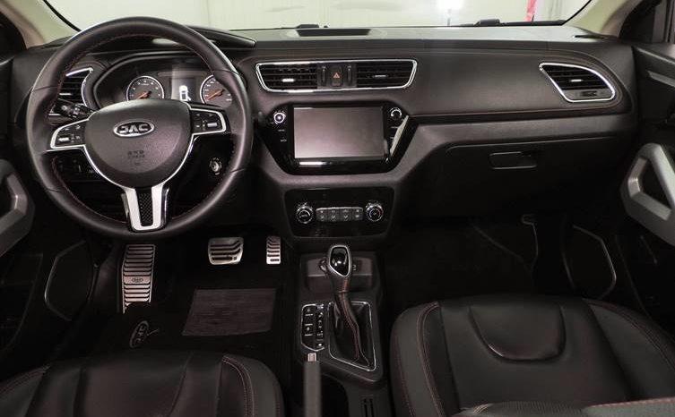 JAC T40 1.60 16V GASOLINA 4P AUTOMÁTICO 2019 full