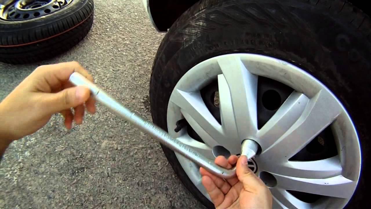 Imagem para ilustrar o texto sobre como trocar o pneu do carro