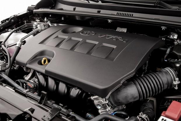 Imagem para ilustrar o texto sobre motor transversal e longitudinal