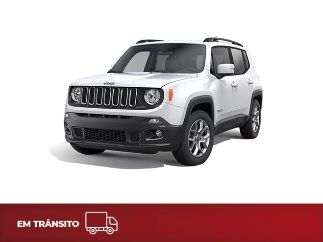 JEEP RENEGADE 1.8 16V FLEX SPORT 4P MANUAL 2016