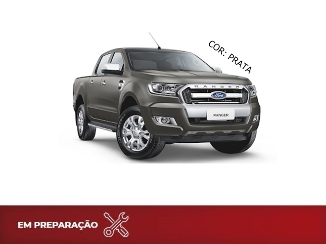 FORD RANGER  2.5 XLT 4X2 CD  16V GASOLINA 4P MANUAL 2017