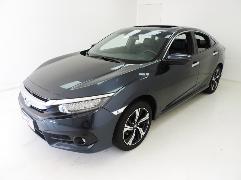 HONDA CIVIC 1.5 16V TURBO GASOLINA TOURING 4P CVT 2019
