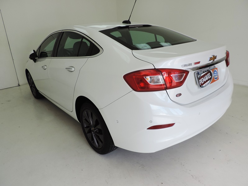 CHEVROLET CRUZE  1.4 TURBO LTZ 16V FLEX 4P AUTOMÁTICO 2017 full