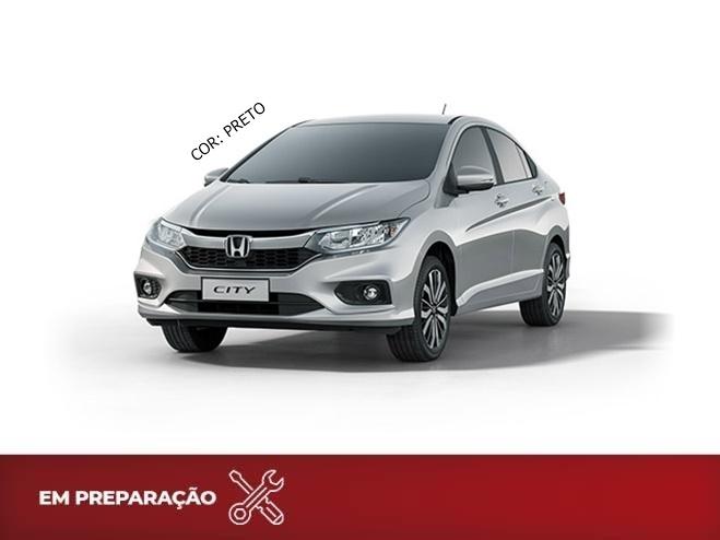HONDA CITY 1.5 LX 16V FLEX 4P AUTOMÁTICO 2014