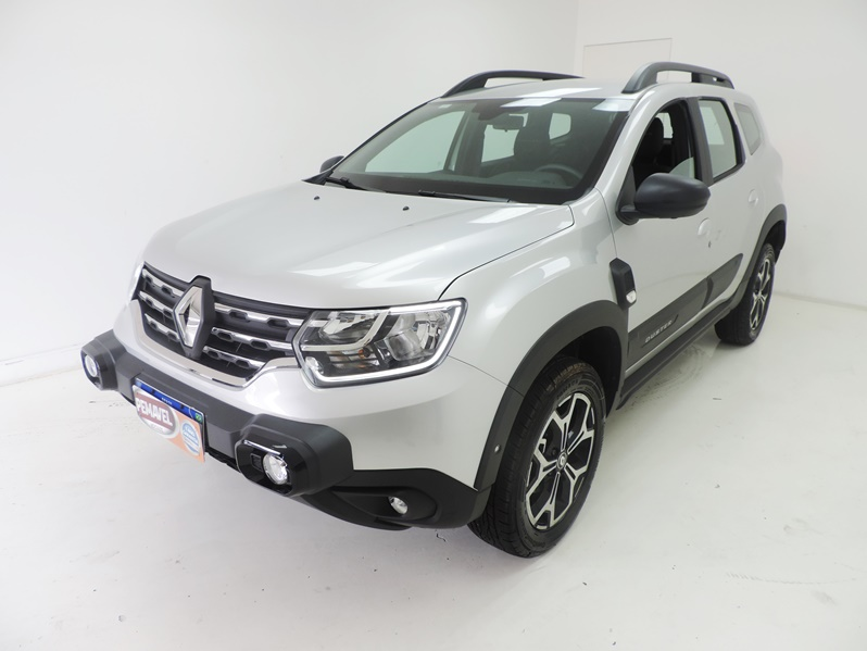 RENAULT DUSTER 1.6 16V SCE FLEX ICONIC X-TRONIC 2021