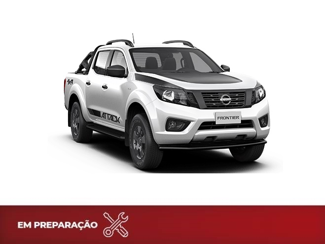 NISSAN FRONTIER 2.3 16V TURBO DIESEL ATTACK CD 4X4 AUTOMÁTICO 2019