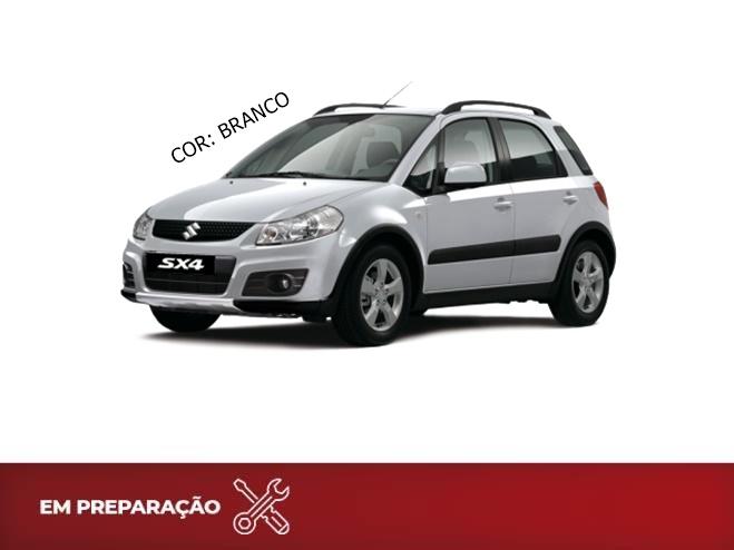 SUZUKI SX4 2.0 4X4 16V GASOLINA 4P AUTOMÁTICO 2014