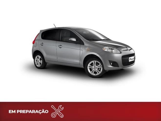 FIAT PALIO 1.6 MPI SPORTING 16V FLEX 4P AUTOMATIZADO 2013