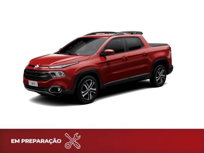 FIAT TORO 2.0 16V TURBO DIESEL FREEDOM MANUAL 2017