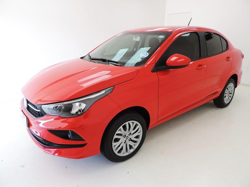 FIAT CRONOS 1.3 FIREFLY FLEX DRIVE MANUAL 2020
