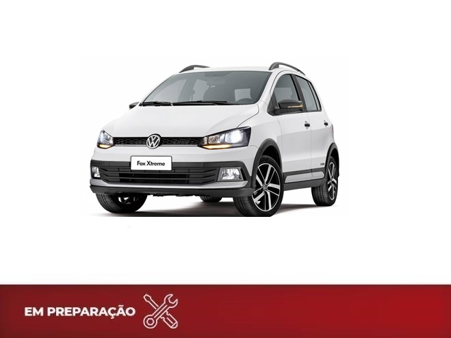 VOLKSWAGEN FOX 1.6 MSI TOTAL FLEX XTREME 4P MANUAL 2019