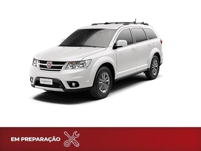 FIAT FREEMONT 2.4 PRECISION 16V GASOLINA 4P AUTOMÁTICO 2014
