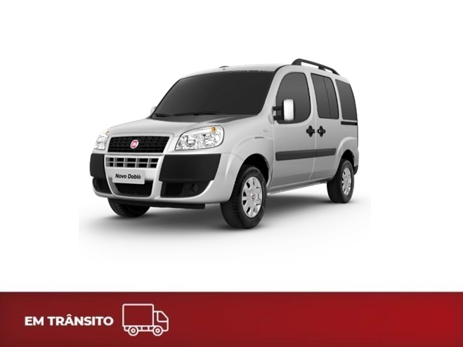 FIAT DOBLÒ 1.8 MPI ESSENCE 7L 16V FLEX 4P MANUAL 2019