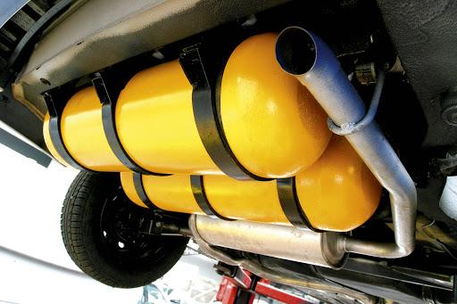 Imagem para ilustrar o texto sobre Vantagens de ter um carro a gás