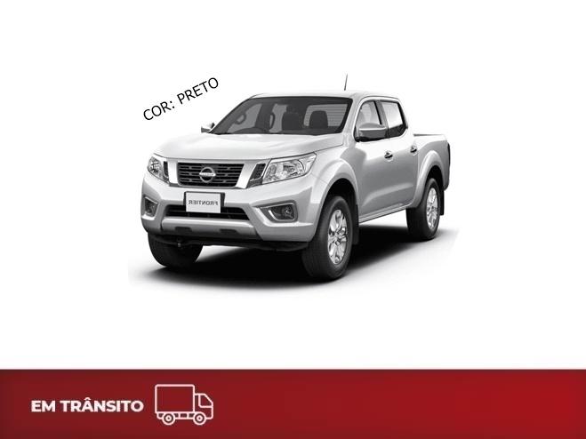 NISSAN FRONTIER 2.3 16V TURBO DIESEL SE CD 4X4 AUTOMÁTICO 2018