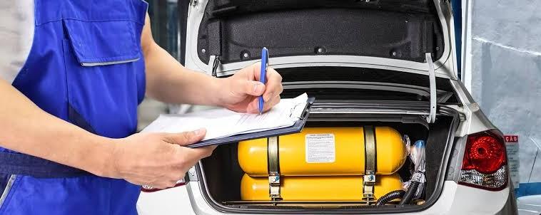 Imagem para ilutrar o texto sobre Vantagens de ter um carro a gás