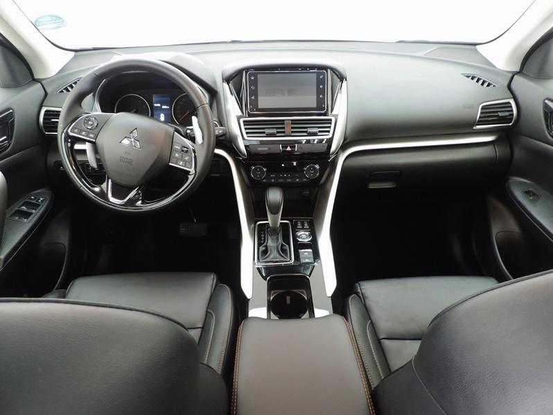 MITSUBISHI ECLIPSE CROSS  1.5 MIVEC TURBO GASOLINA HPE-S AWD CVT 2019 full