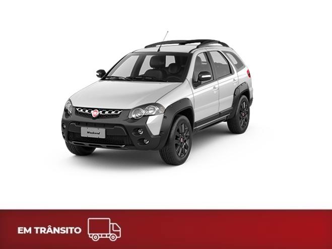 FIAT  PALIO 1.8 MPI ADVENTURE WEEKEND 16V FLEX 4P AUTOMATIZADO 2016