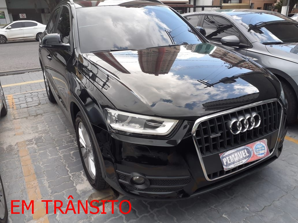 AUDI Q3 2.0 TFSI AMBIENTE QUATTRO 4P GASOLINA S TRONIC 2014