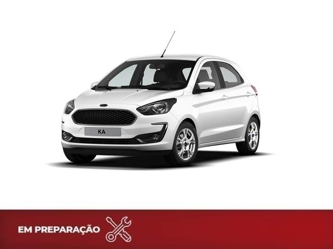 FORD KA 1.5 TI-VCT FLEX SE AUTOMÁTICO 2019