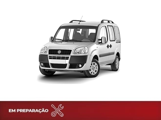 FIAT DOBLÒ 1.8 MPI ESSENCE 7L 16V FLEX 4P MANUAL 2020